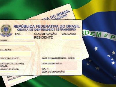 Brasil tem aumento no número de imigrantes