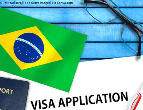 Como tirar visto para o Brasil?